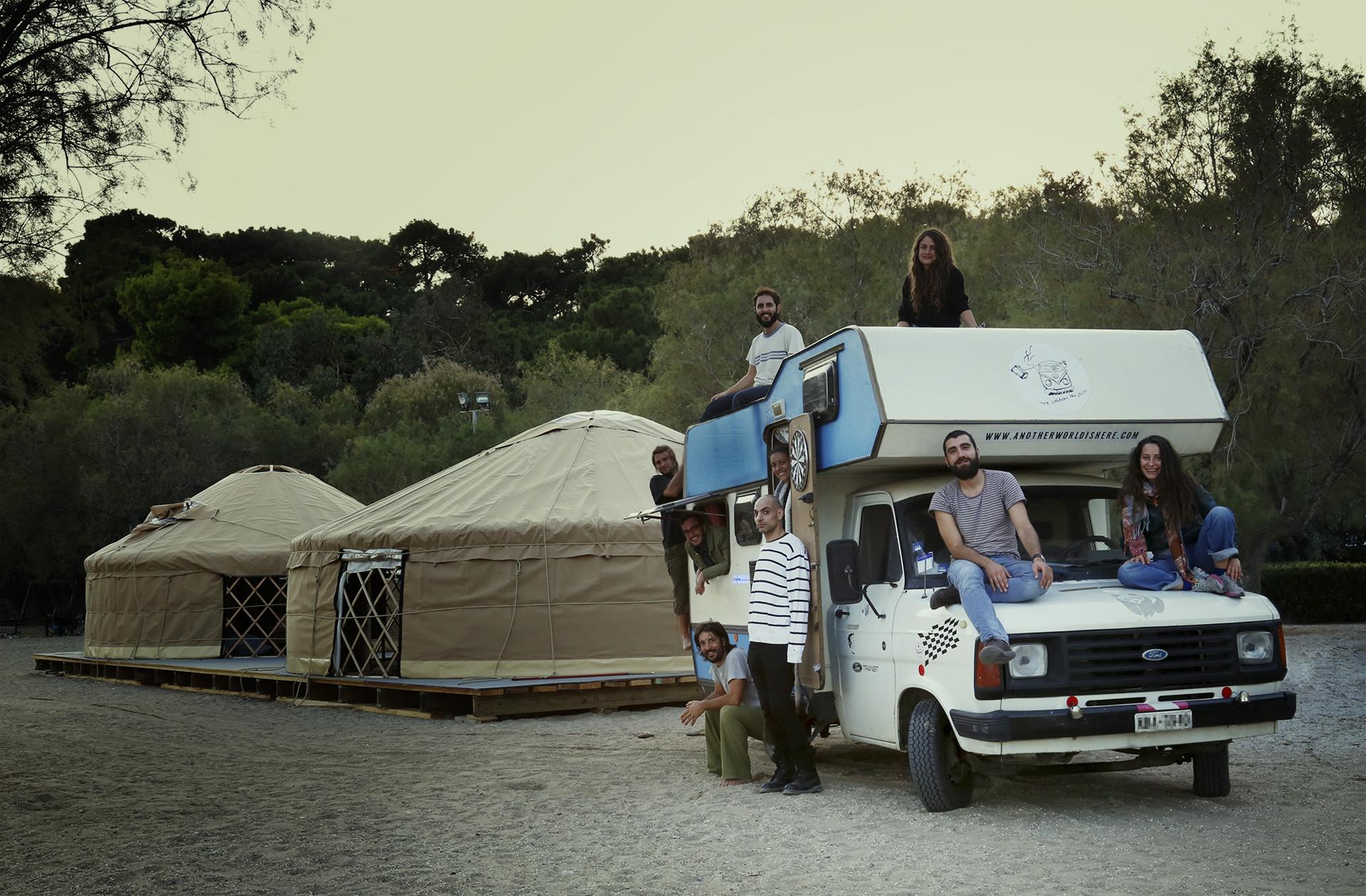 Αποτέλεσμα εικόνας για Caravan Project